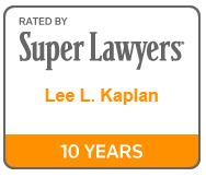 Super Lawyer Lee Kaplan