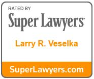 Super Lawyers Larry Veselka